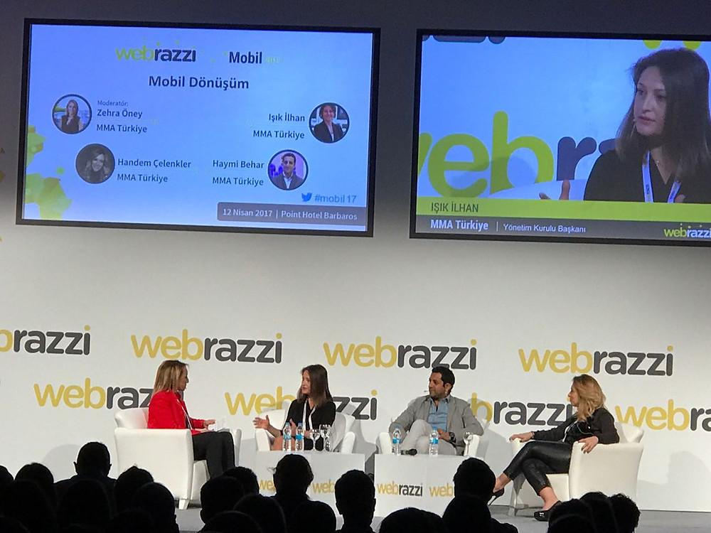 Webrazzi Mobil'17 MMA Türkiye Paneli