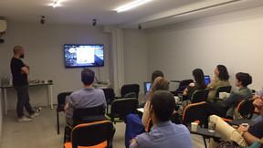 Mobil Reklamcılık ve Uygulama Pazarlama Eğitimi AdColony'de gerçekleşti.