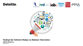 Medya ve Reklam Yatırımları - 2020 Yıl Sonu Raporu