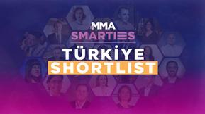 MMA SMARTIES Türkiye Shortlist