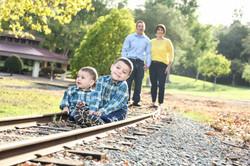 Family at Vasona