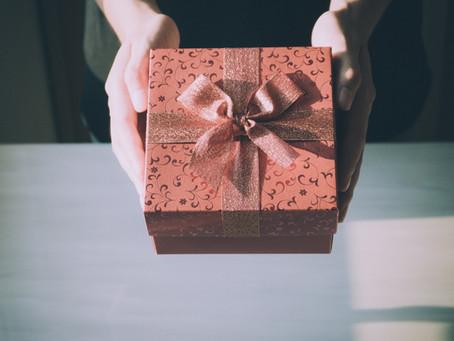 Het geschenk van het virus