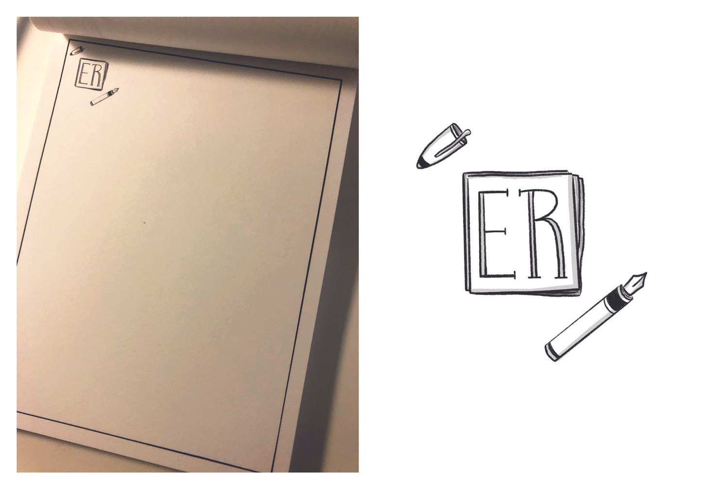 Letterhead and Logo