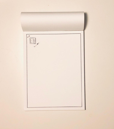 Notepad with Logo