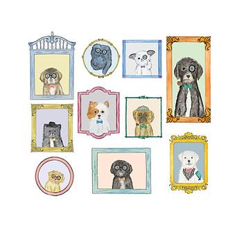 Dog Portrait Comissions