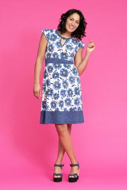 ROMY Buckle Dress