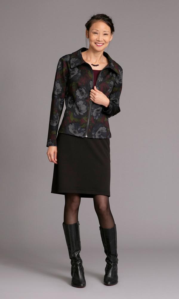 BERGEN Jacket / SIRI Skirt