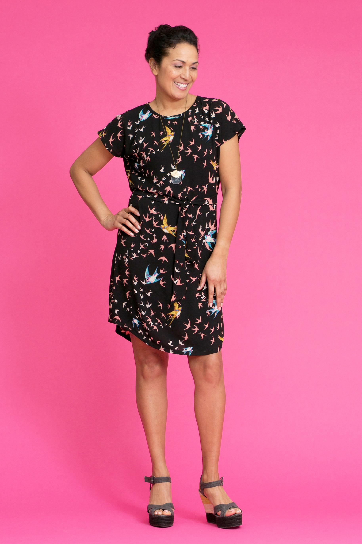 KEATON Slouch Dress