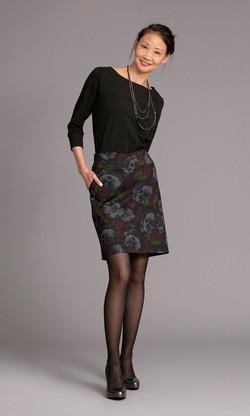 SIMONE Tee / SOFI Skirt