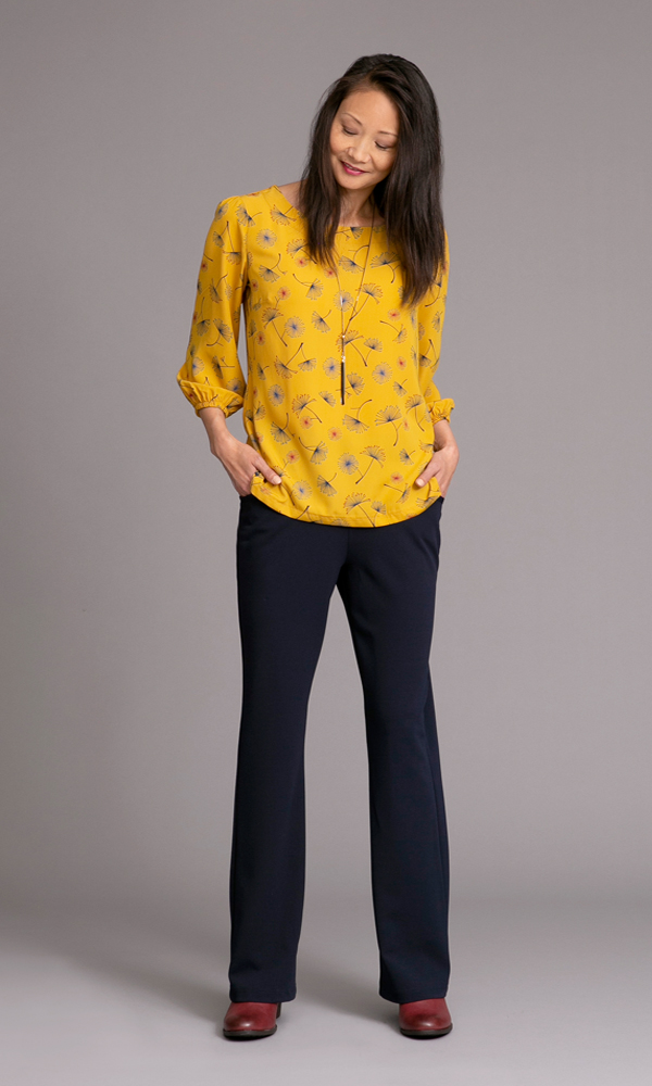 MARION Blouse / BECK Pant
