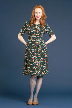 FLEUR Cut-Out Dress - $168