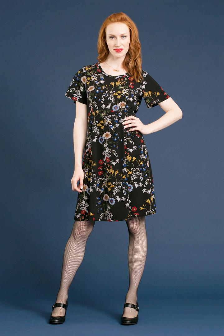 FONDA Flared Dress - $168