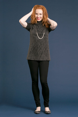 RIGBY Collar Tunic (front) - $128