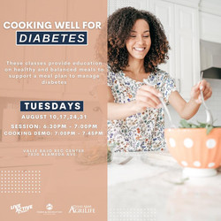 FREE Healthy Cooking Demo