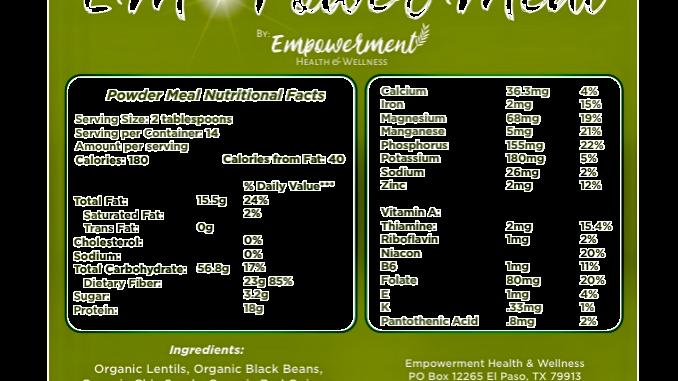 EmpowerMeal