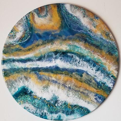 Patricia Alzugaray - Serie mares profundos