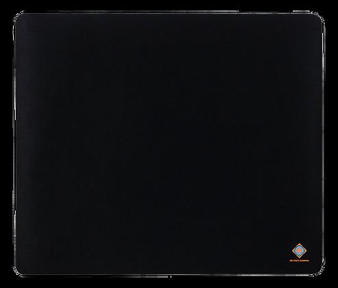 Mousepad, neoprene fabric, 2mm thin, black