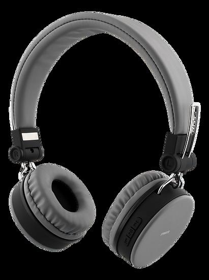 Bluetooth-headphones with microphone