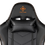 Thumbnail: PU-leather Gaming Chair with neck pillow