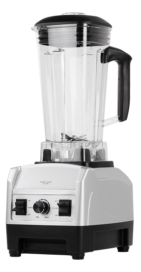 Power blender, 1200W, op til 28000 omdr. /min., 2L BPA-fri Tritan karaffel