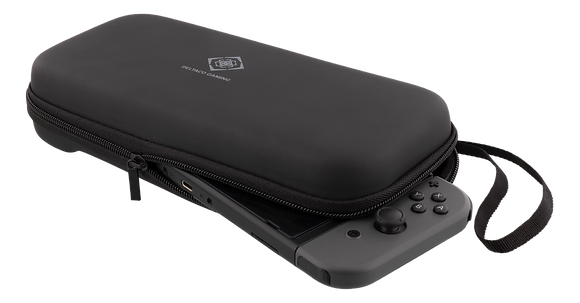 Nintendo Switch hard carry case, 5 game slots