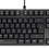 Thumbnail: Gaming Mechanical Keyboard with white backlit keys