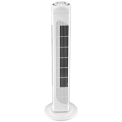 "Tower fan ""Kuling"" with 3 speeds"