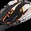 Thumbnail: Optical Gaming Mouse with orange LEDs