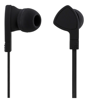 In-ear headphones with mic