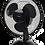 Thumbnail: Desk fan, 230mm, two speed setting, 20W, tiltable
