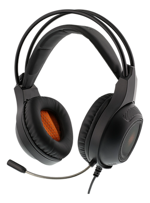Stereo Gaming Headset with LED