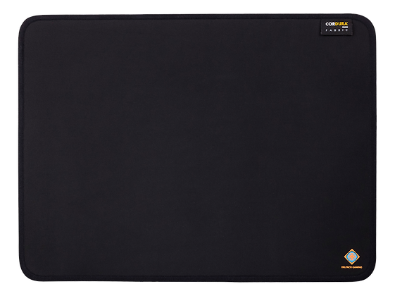 Mousepad, CORDURA fabric, 3mm, black