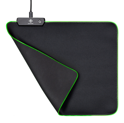 RGB Mousepad, 32x27cm with 3 RGB modes