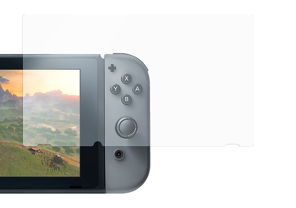 9H glass screen protector for Nintendo Switch