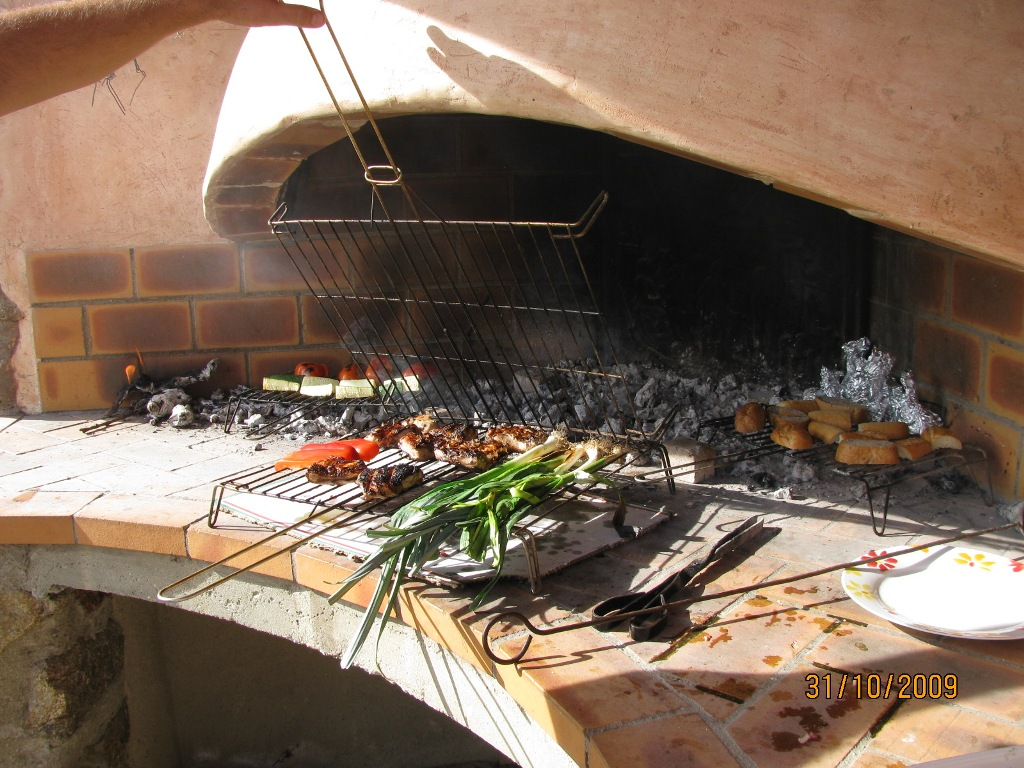 La grillade catalane