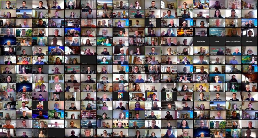 Rewrite The Future - CAHA and 110 Australian Leaders