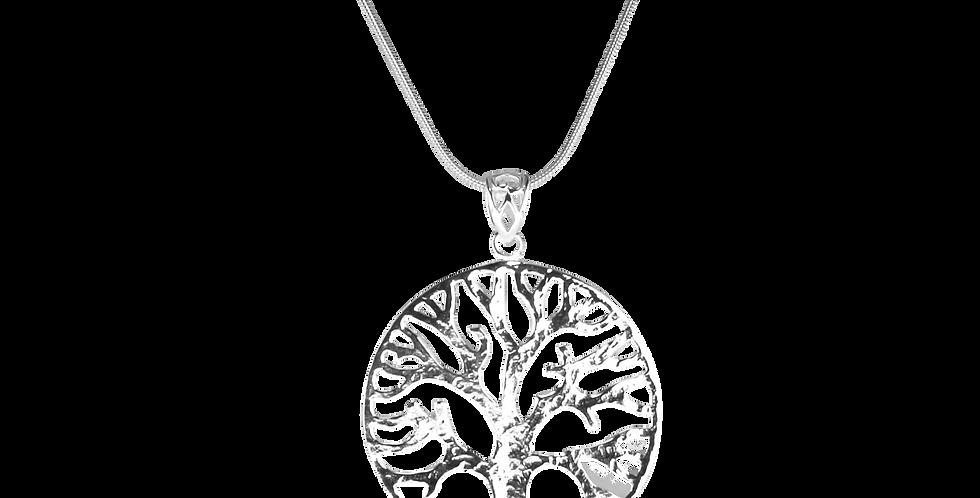 Slangekæde med Livets træ