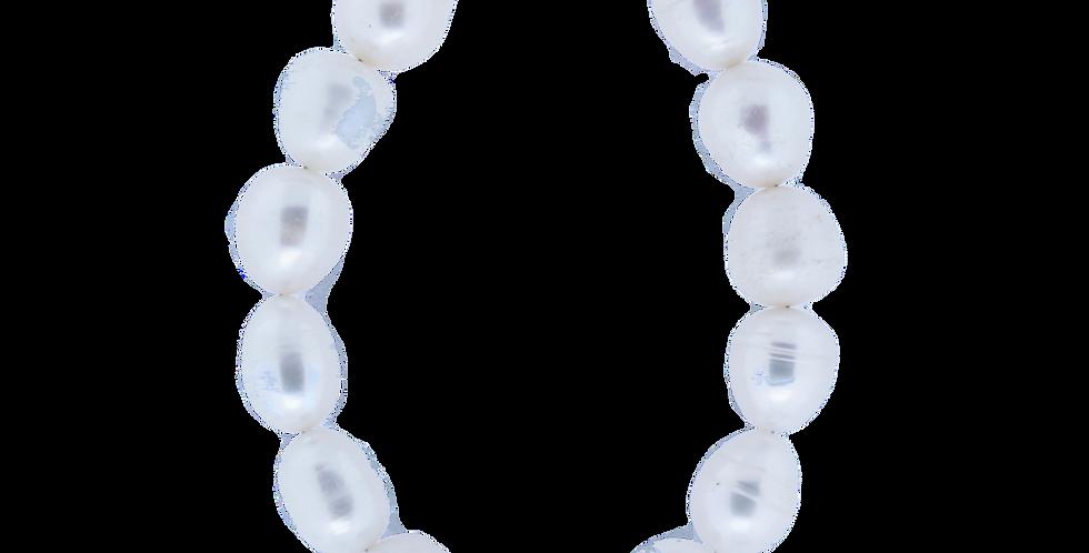Perlearmbånd - armbånd med ægte perler
