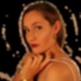 Simone med Creol smykker