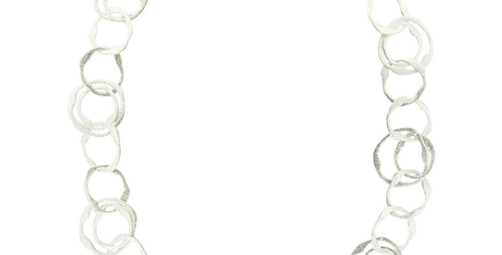 Stor halskæde med store led