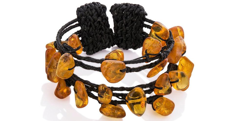 Rav armbånd - Amber bracelet