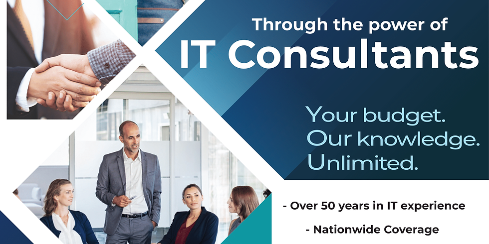MEMBER EVENT: CINTER WEBINAR-HOW IT SOLUTIONS & IT CONSULTANTS ARE PROPELLING BUSINESSES FORWARD