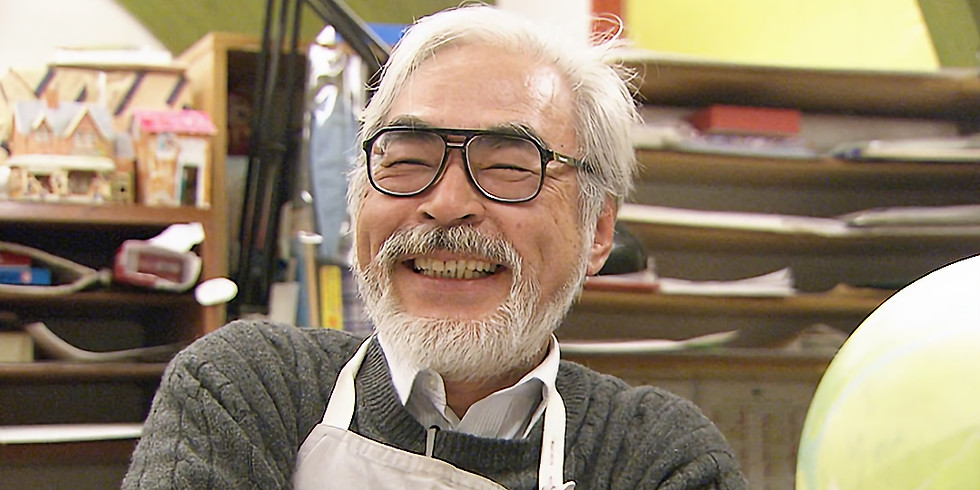 10 YEARS WITH HAYAO MIYAZAKI: A SPECIAL FILM SCREENING SERIES PART 1