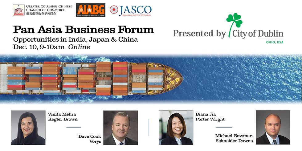 Pan-Asian Business Forum