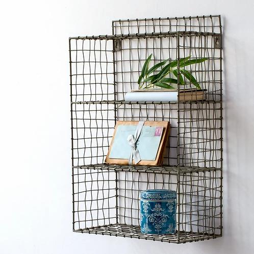 Wire Shelf Cube Unit