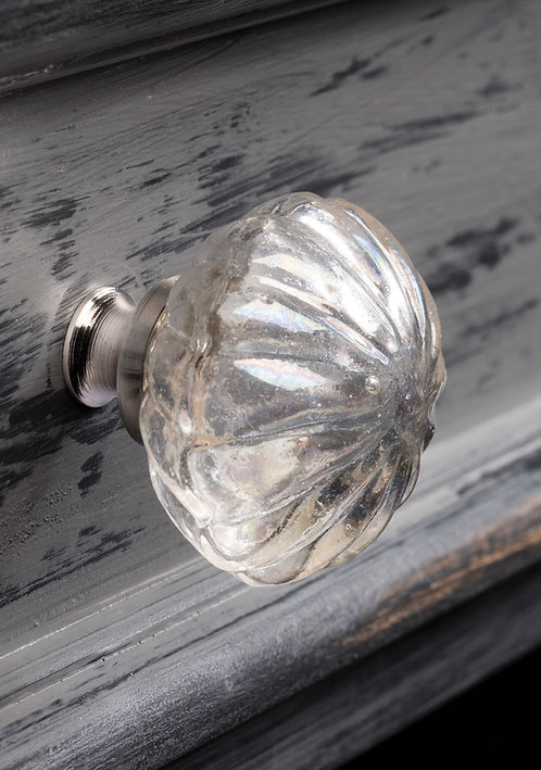 Large Glass Handmade Doorknob