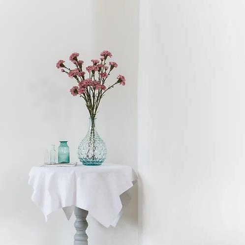 Faux Carnation Sprig - Pink