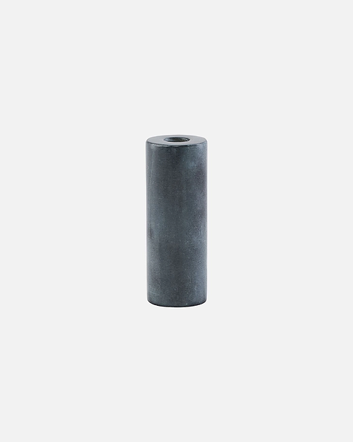 Soap Stone Candle Stand - Cylindrical