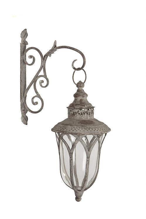 Vincenza Lantern & Bracket - Large