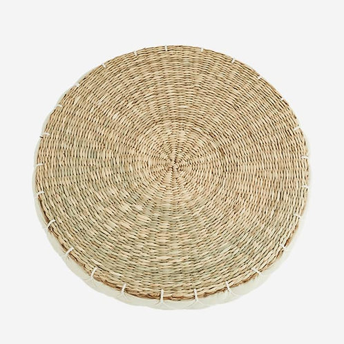 Sea grass Woven Cushion